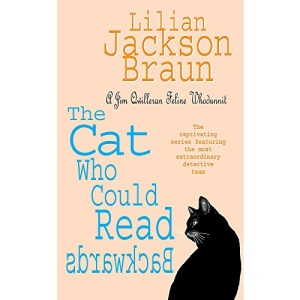 The Cat Who Could Read Backwards (The Cat Who… Mysteries, Book 1): A cosy whodunit for cat lovers everywhere