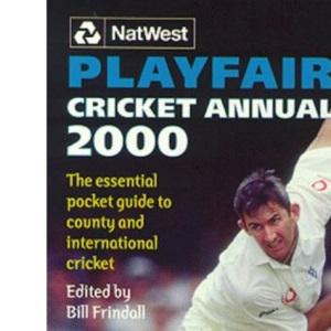 Playfair Cricket Annual 2000 (NatWest)