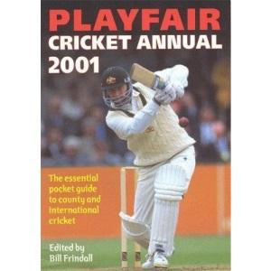 Playfair Cricket Annual 2001