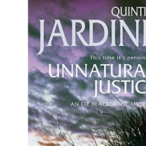Unnatural Justice (Oz Blackstone Mysteries)