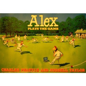 Alex Plays the Game