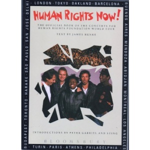 Human Rights Now!: Official Book of the Amnesty International World Concert Tour