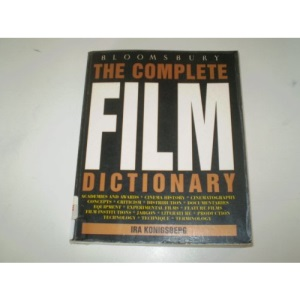 The Complete Film Dictionary