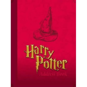 Harry Potter Classic Address Book: Red (Classic range)