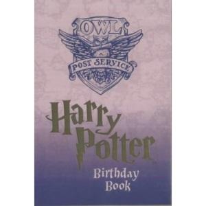 Harry Potter Classic Birthday Book (Classic range)