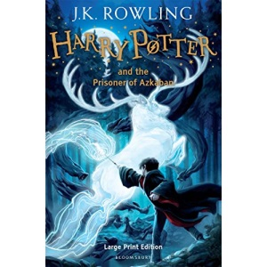 Harry Potter And The Prisoner Of Azkaban (Book 3)(Large Print Edition)