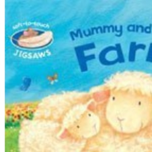 Mummy and Baby Farm: Soft-to-Touch Jigsaws