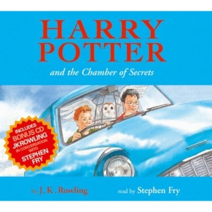 Harry Potter and the Chamber of Secrets (Book 2 - Unabridged 8 Audio CD Set - Childrens Edition)
