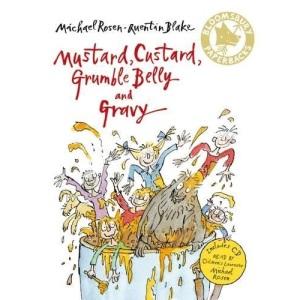 Mustard, Custard, Grumble Belly and Gravy (Book & CD)