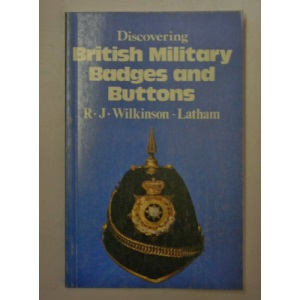 Discovering British Military Badges and Buttons: 148