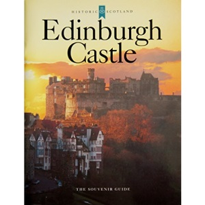 Edinburgh Castle. The souvenir guide
