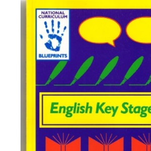English: Teachers' Resource Book Key Stage 1 (Blueprints)