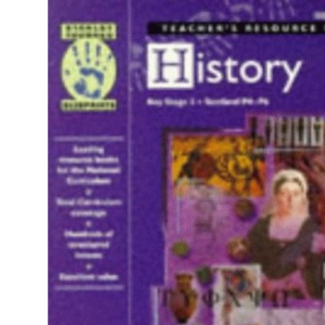 HISTORY KS2 TEACHERS & COPYMASTERS - 2ND EDITION - BLUEPRINTS: Blueprints - History Key Stage 2 Scotland P4-P6 Teacher's Resource Book Second Edition