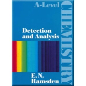 A-Level Chemistry - Detection and Analysis