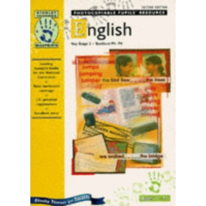 ENGLISH KS2 TEACHERS & COPYMASTERS - 2ND EDITION - BLUEPRINTS: Blueprints - English Key Stage 2 Scotland P4-P7 Photocopiable Pupils Resource 2nd Edition: Key Stage 2, Scotland P4-P6