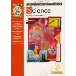 SCIENCE KS1 TEACHERS & COPYMASTERS - 3RD EDITION - BLUEPRINTS: Blueprints - Science Key Stage 1 Scotland P1-P3 Photocopiable Pupil's Resource Third Edition