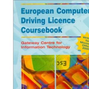 European Computer Driving Licence Coursebook