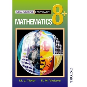 New National Framework Mathematics 8+ Pupils' Book: 8 Plus