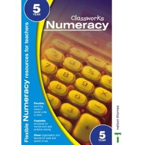 Classworks - Numeracy Year 5 (Classworks Numeracy Teacher's Resource Books)