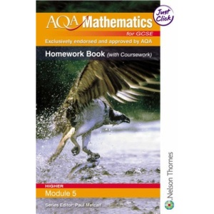 AQA Mathematics for GCSE Modular Higher Module 5 Homework Book