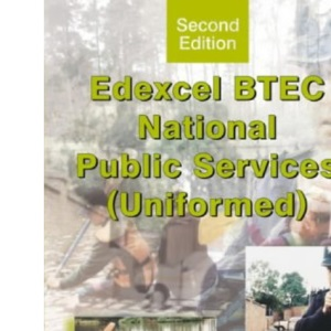 BTEC National Public Services Book 1: Textbook