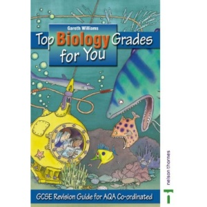 Top Biology Grades for You AQA Coordinated: GCSE Revison Guide