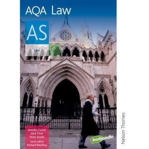 AQA Law AS: Student's Book