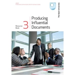 Producing Influential Documents Resource Book: Bk. 3