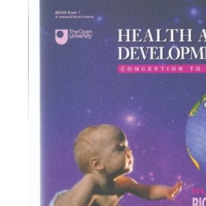 Human Biology and Health: Health and Development - Conception to Birth Book 1 (Human Biology & Health)