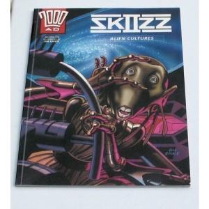 Skizz II: Alien Cultures (Mandarin graphic novel series)