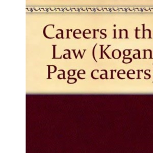 Careers in the Law (Kogan Page careers)