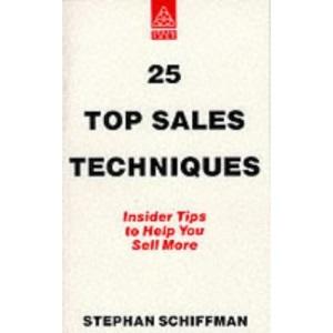 25 Top Sales Techniques