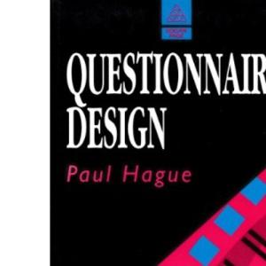 Questionnaire Design (Market Research)
