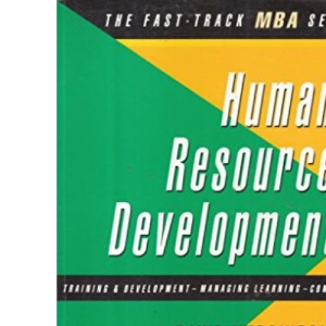 Human Resource Development (Fast Track MBA)