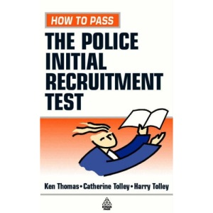 How to Pass the Police Initial Recruitment Test