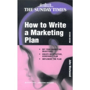 How to Write a Marketing Plan - Creating Success series: 6