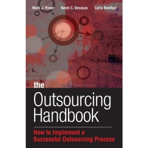 Management Consultancy cluster sheet: The Outsourcing Handbook: How to Implement a Successful Outsourcing Process: 2