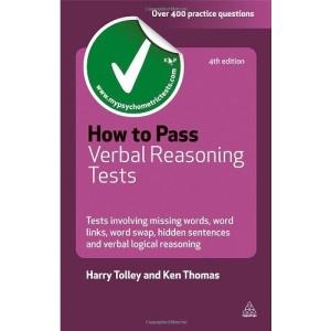 Testing Series: How to Pass Verbal Reasoning Tests: Tests Involving Missing Words, Word Links, Word Swap, Hidden Sentences and Verbal Logical Reasoning: 47 (Careers & Testing)