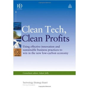 Clean Tech Clean Profits: Using Effective Innovation and Sustainable Business Practices to Win in the New Low-carbon Economy