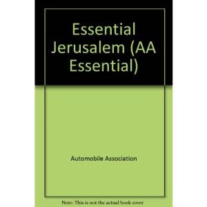 Essential Jerusalem (AA Essential)