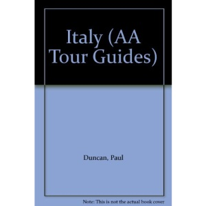 Italy (AA Tour Guides)