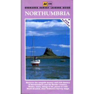 Northumbria (Ordnance Survey/AA Leisure Guides)