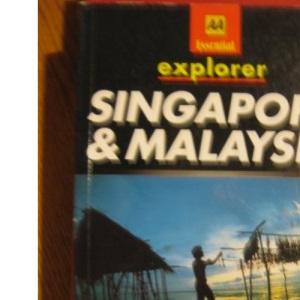 Singapore and Malaysia (AA Explorer)