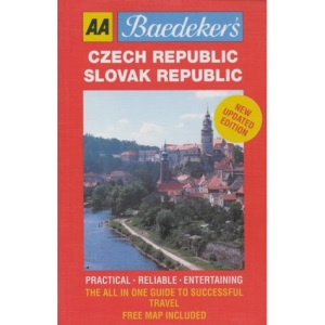 Baedeker's Czech and Slovak Republic (AA Baedeker's)