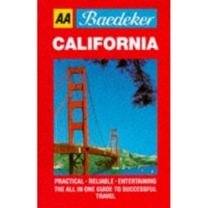 Baedeker's California (AA Baedeker's)