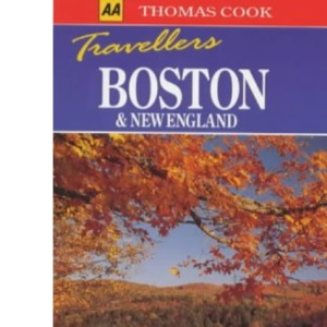 Boston and New England (Thomas Cook Travellers)