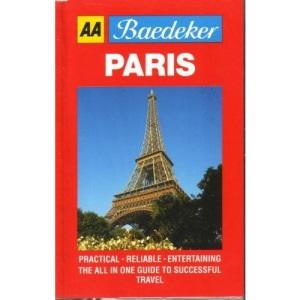 Baedeker's Paris (AA Baedeker's)