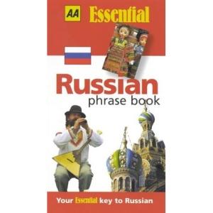 Russian Phrase Book (AA Essential Phrase Book)