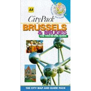 Brussels and Bruges (AA Citypack Series)