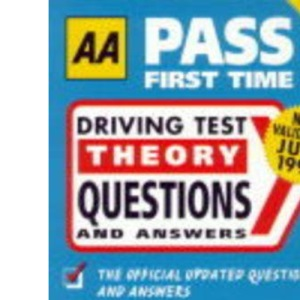 Driving Test: Pass First Time - Theory